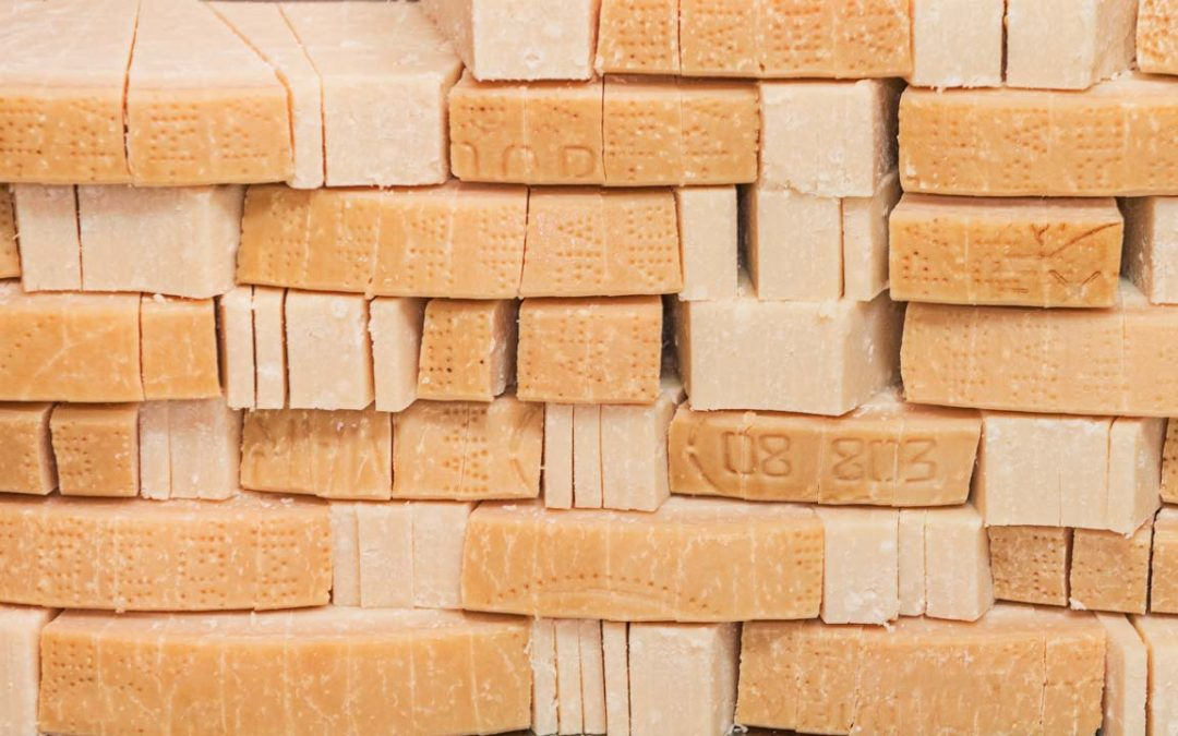 What's the difference between Parmigiano Reggiano and Grana Padano?