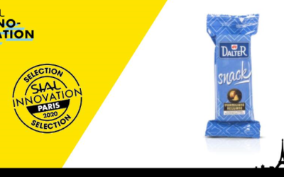 Monoportion with recyclable pack selected by Sial Innovation 2020
